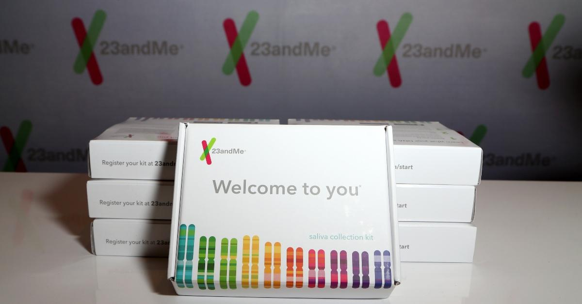 23andMe test kits