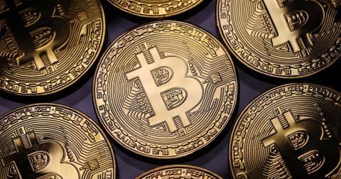 plusieurs jetons Bitcoin