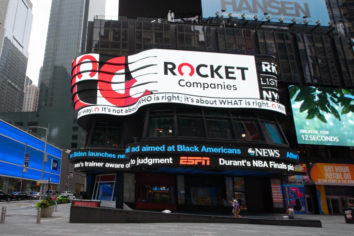 sociétés de fusée fintech stock