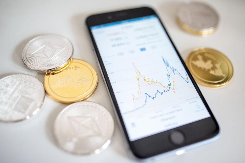 tableau des prix du téléphone et crypto