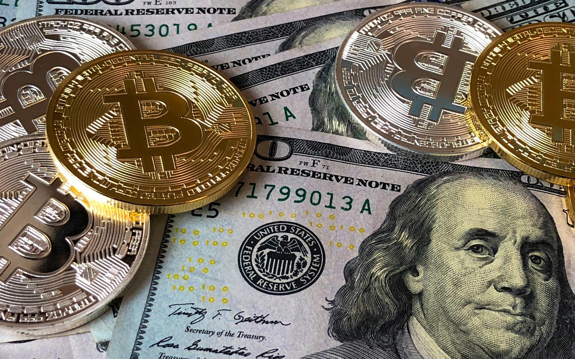 dollar bitcoin