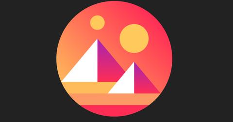 Mana and Decentraland Logo