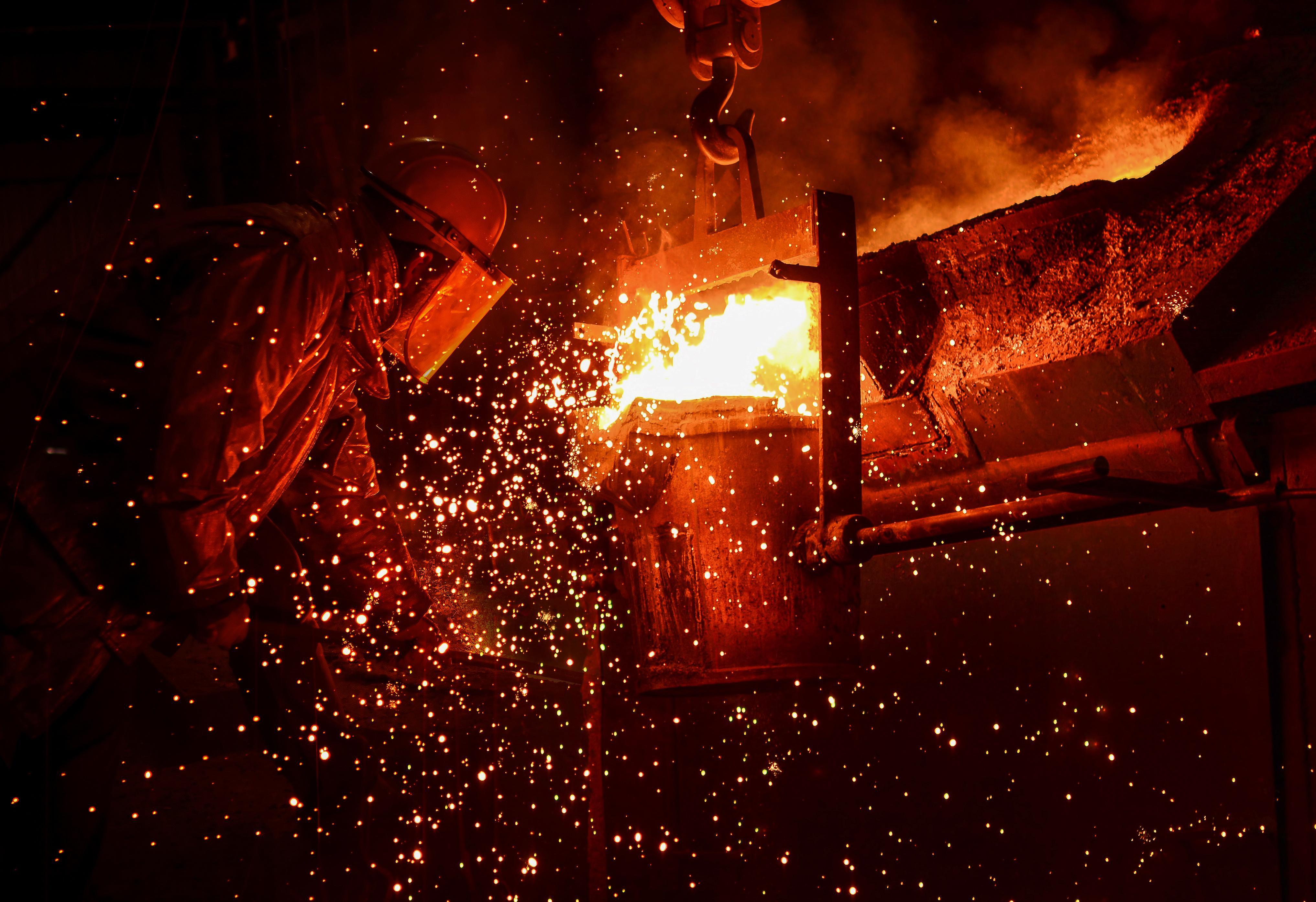 uploads///CLF stock US steel