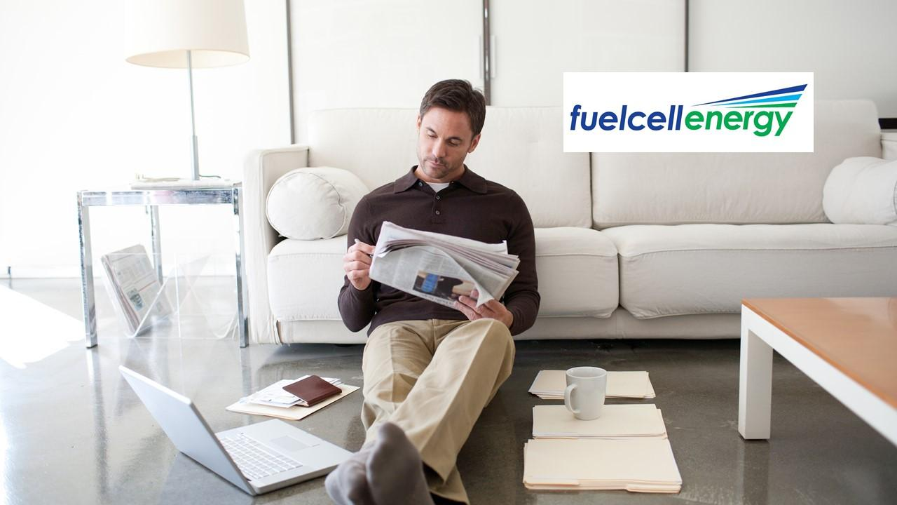 is fuelcell energy fcel a buy