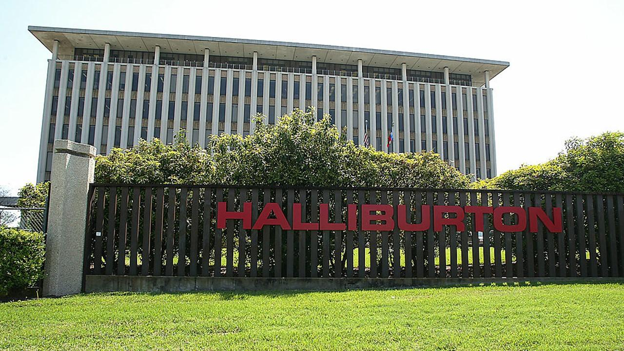 when does halliburton report earnings