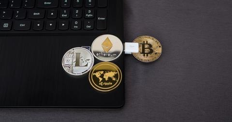 ordinateur portable crypto busines