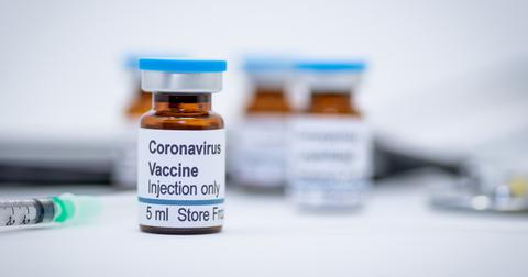 moderna stock rise coronavirus vaccine deal