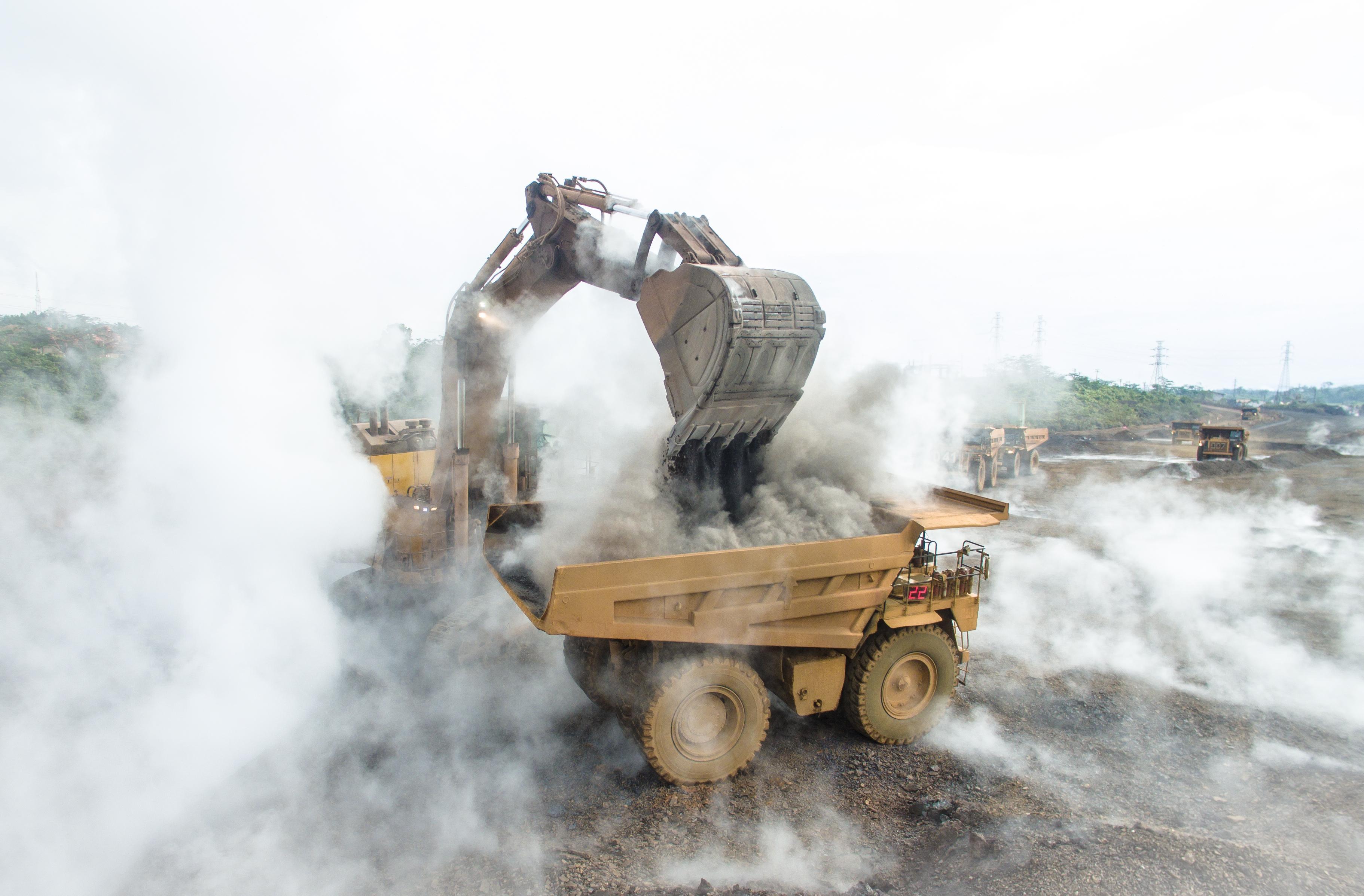 Mining Nickel