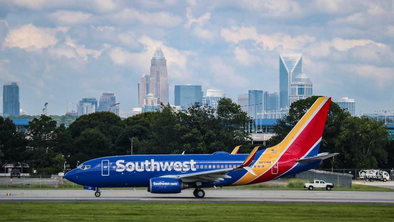 Southwest Airlines économie américaine