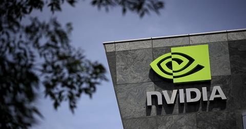 Nvidia headquarters in Santa Clara, California.