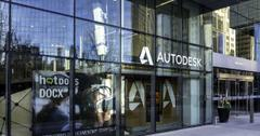 why is autodesk stock going up