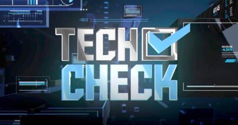 Logo 'Tech Check'