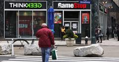 GameStop store in Manhattan