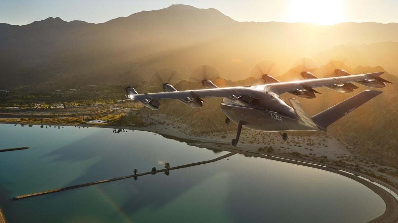 Archer plane
