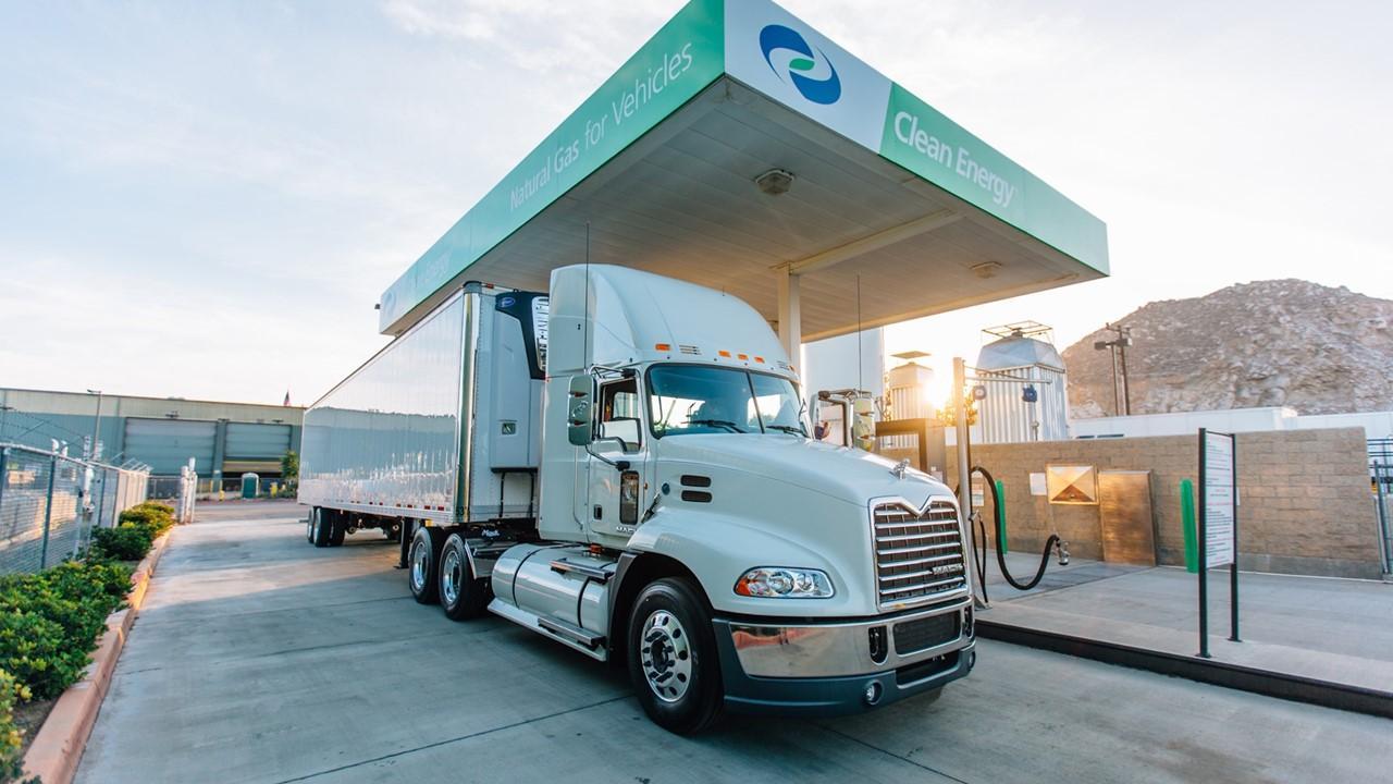 stock de carburants d'énergie propre