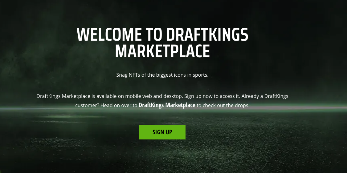 DraftKings graphic