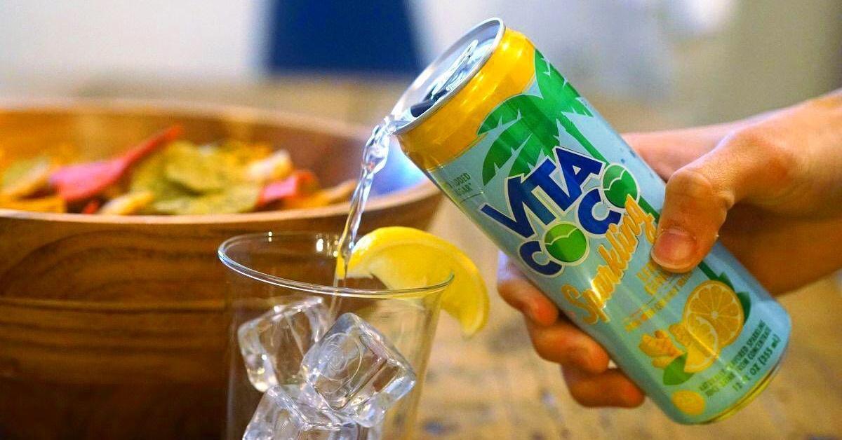 Vita Coco sparkling water
