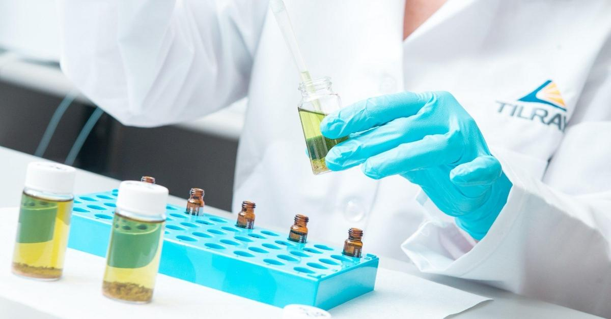 Tilray Cannabis Company Lab