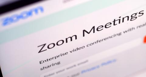 Zoom Stock Earnings Record High