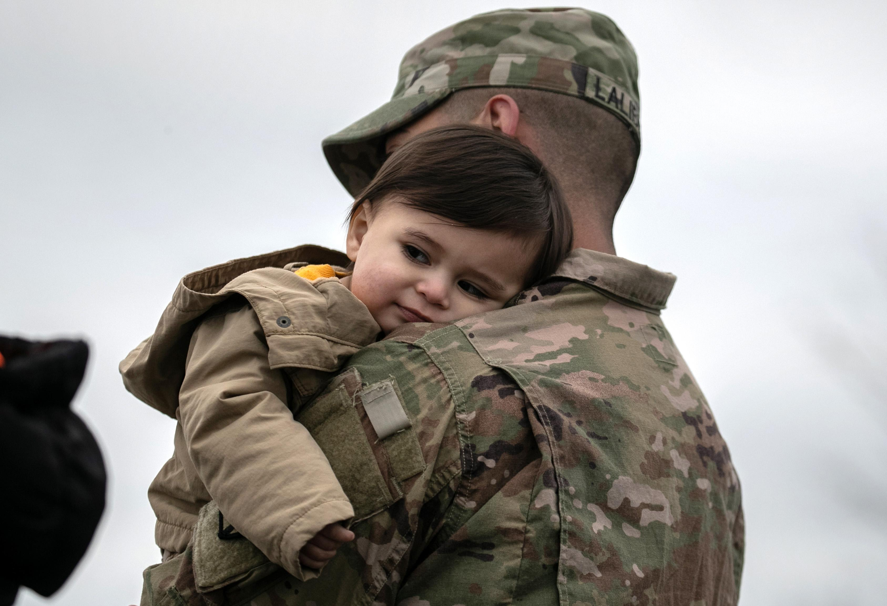 TSP funds for uniformed services members and federal employees