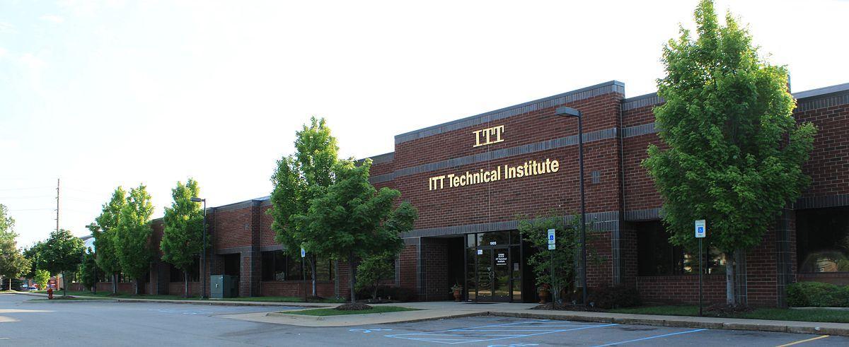 ITT Technical Institute building