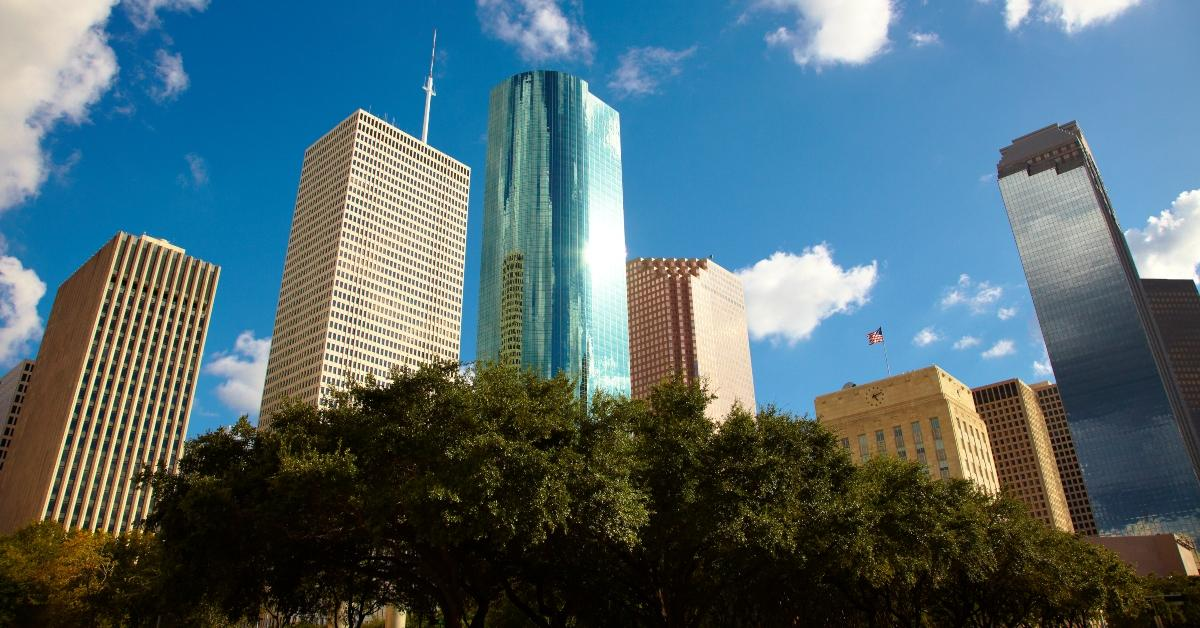 Houston is one of the best cities for buying real estate