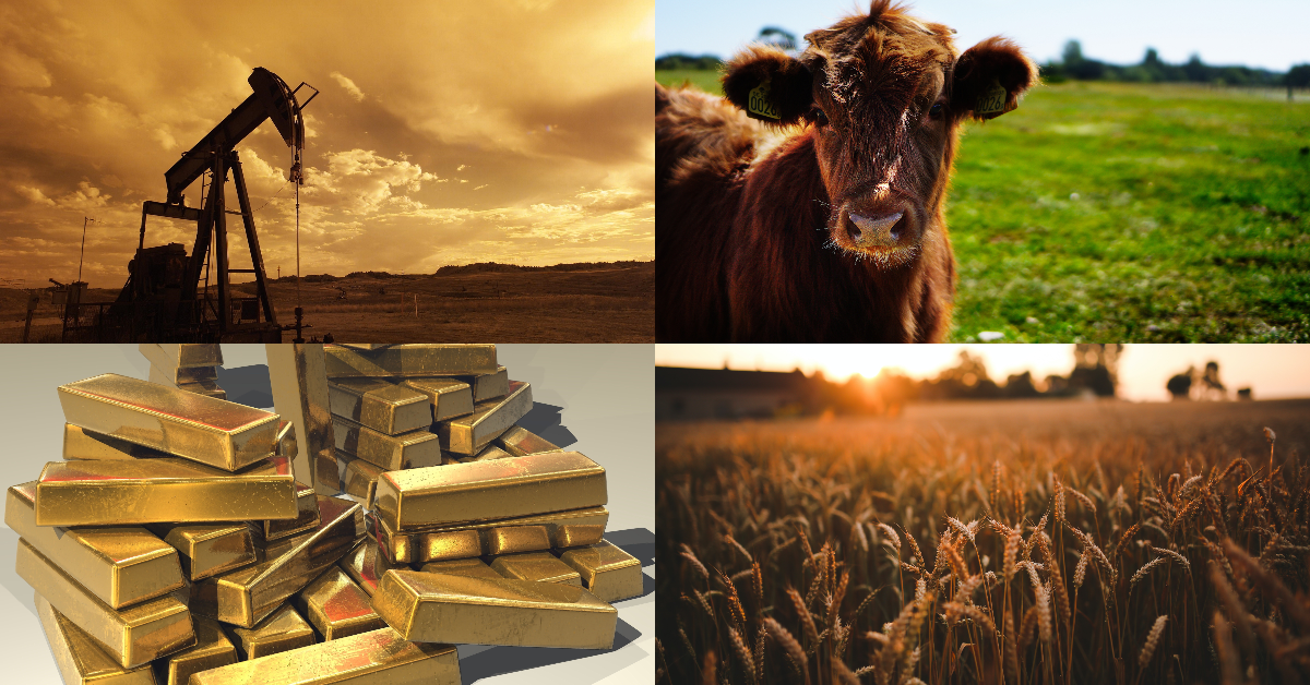 Are Commodities Safe Investments?