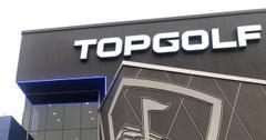 Topgolf facility