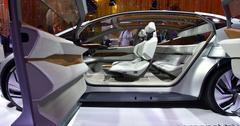 shared autonomous vehicle sav