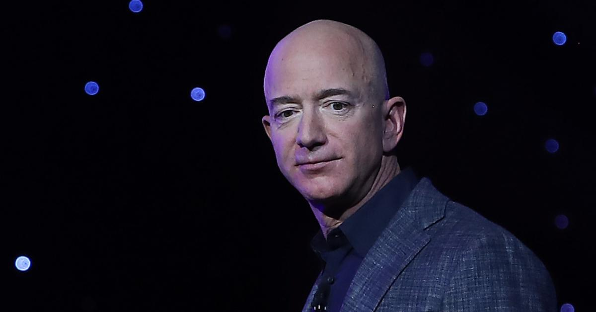 Jeff Bezos bought a yacht