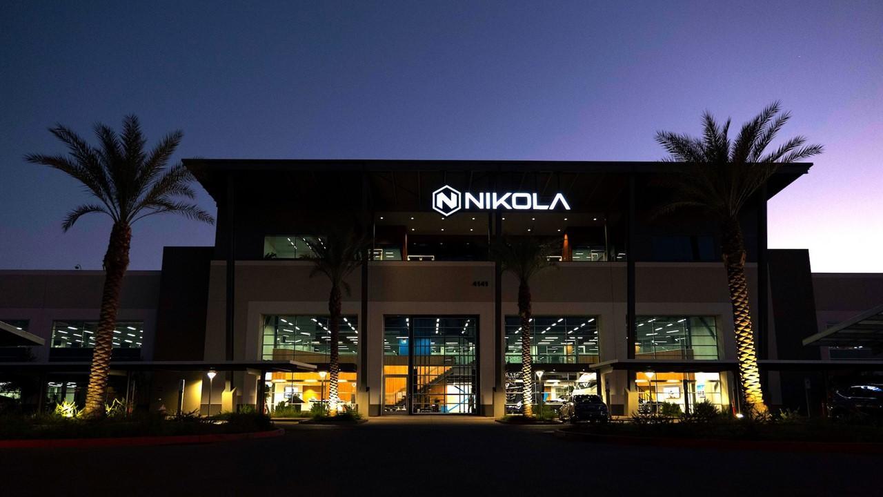 Nikola building
