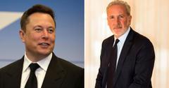 Elon Musk and Peter Schiff
