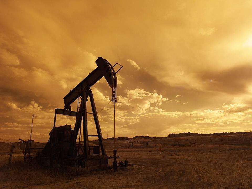 uploads///oil pump jack sunset clouds