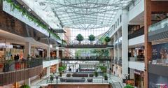 shopping mall _