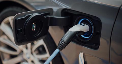 best ev charging stocks