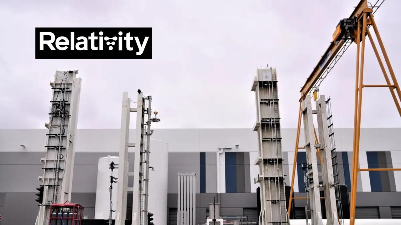Relativity Space facility