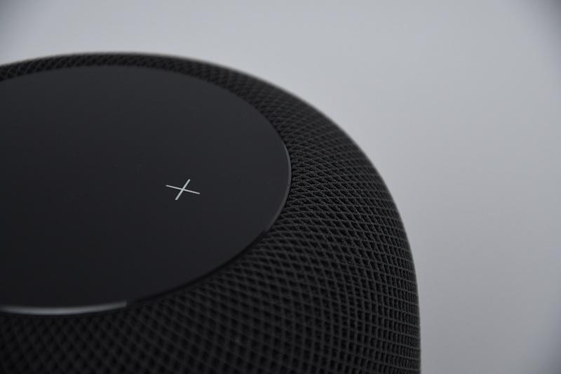 uploads///HomePod speaker