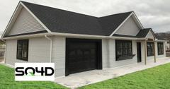 SQ4D 3D printed home