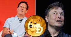 Mark Cuban and Elon Musk Tweet About Dogecoin