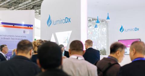 LumiraDx Platform at MEDICA