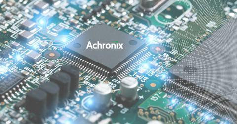 An Achronix IC board