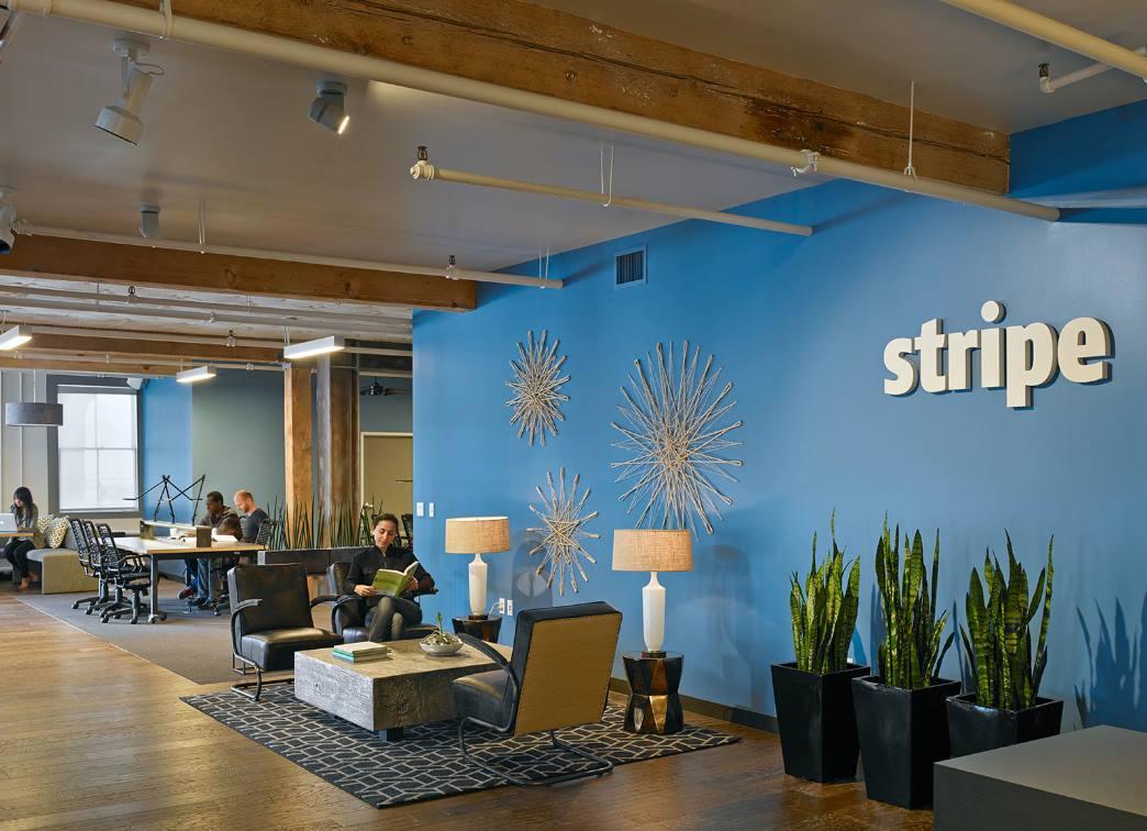 Stripe office
