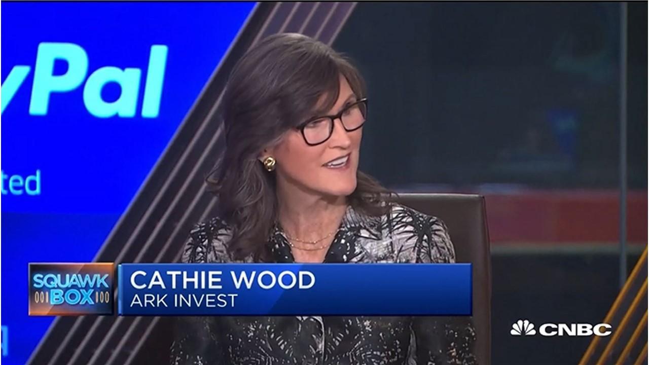 Cathie Wood