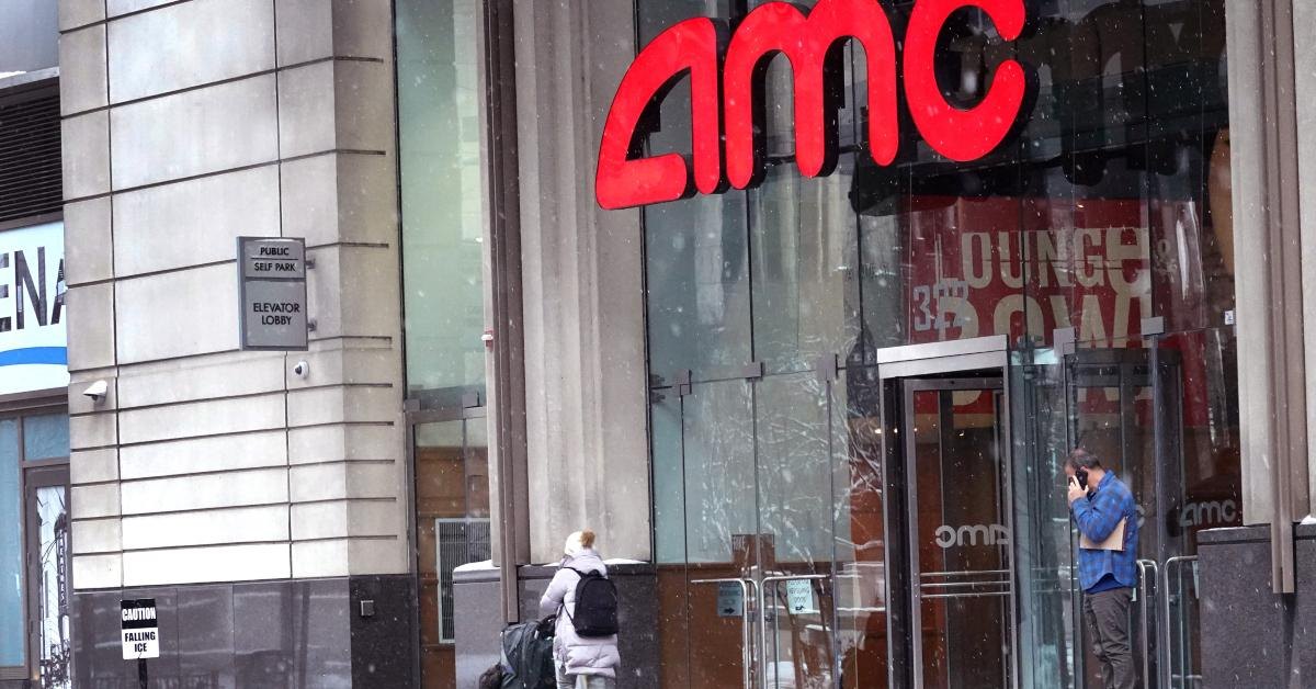 AMC Theater in Chicago