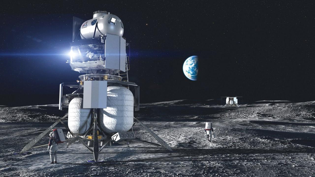 blue origin space exploration