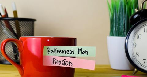are retirement benefits taxable