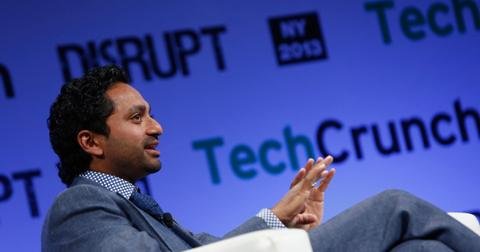 How Chamath Palihapitiya Became the King of SPACs