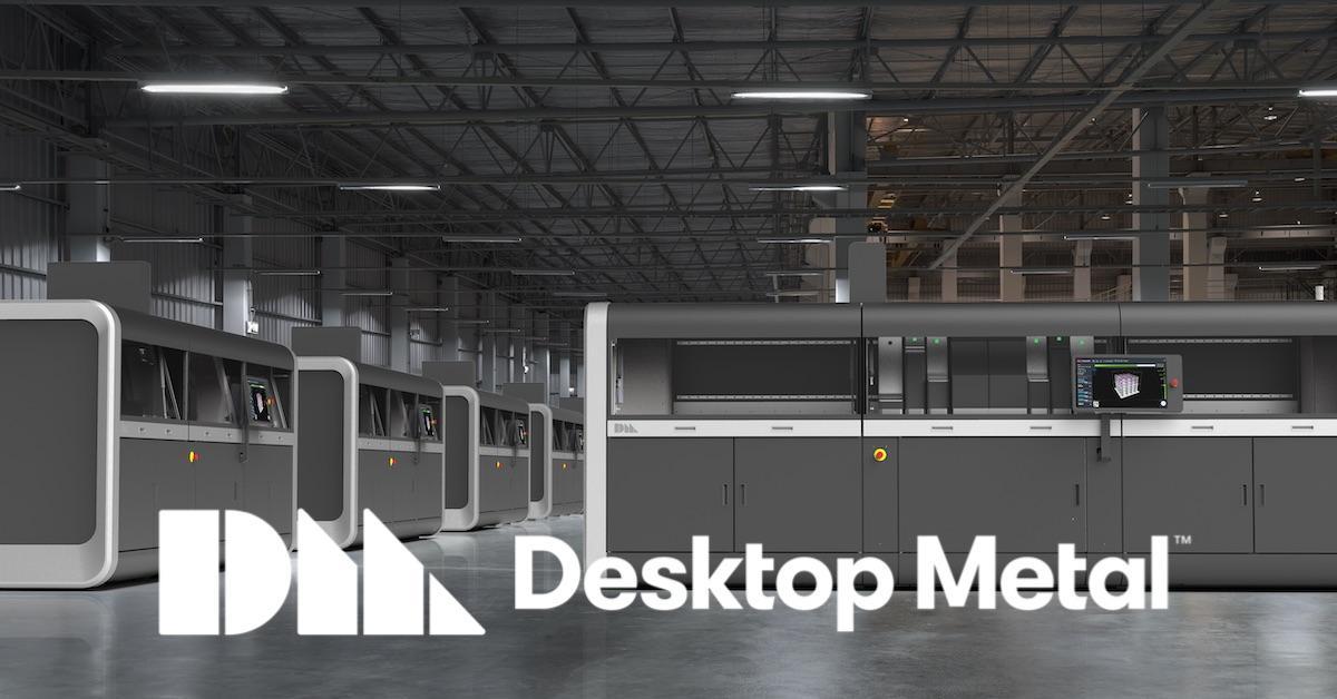 desktop metal ipo spac