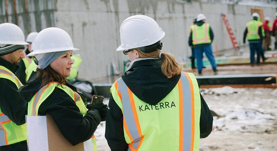 Katerra construction site
