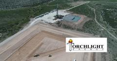 Torchlight Energy drilling site